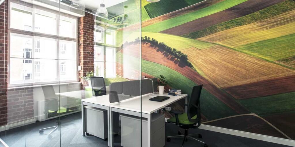 nowoczesna powierzchnia biurowa nawynajem